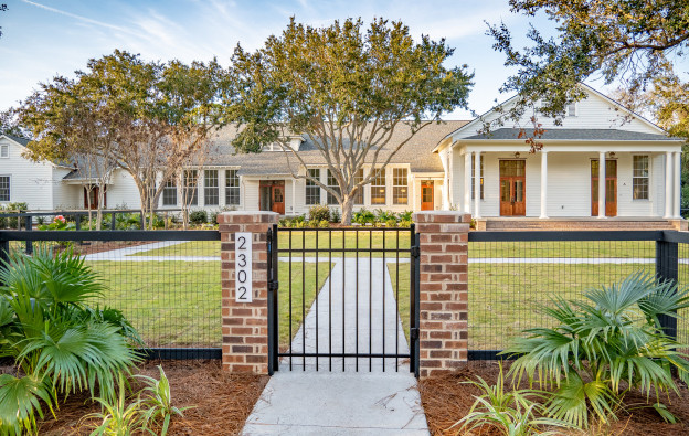 Building A New Home On Your Own Land In Charleston